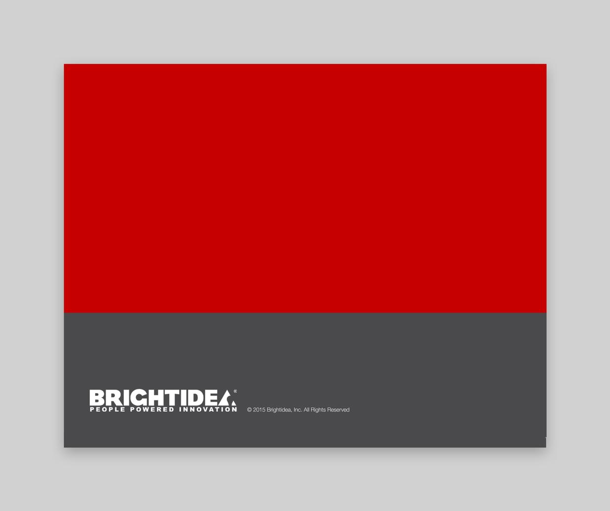 Brightidea Brand Guidelines