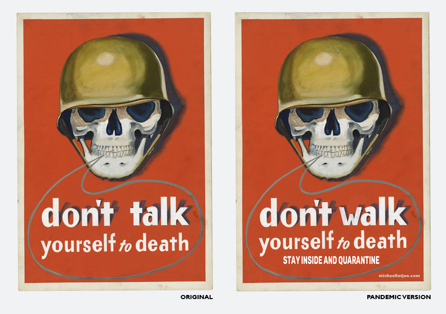 Don't Talk Yourself to Death - Michael Lutjen