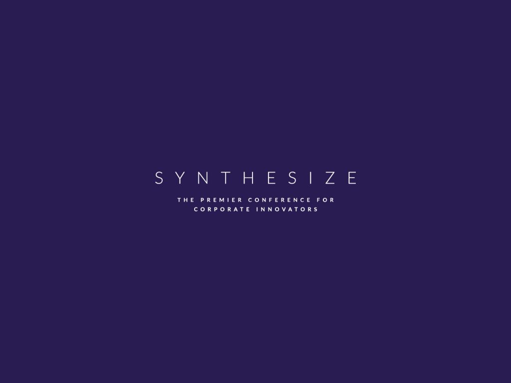 Synthesize Conference Logo and Tagline